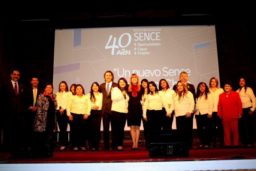 Aniversario 40 SENCE