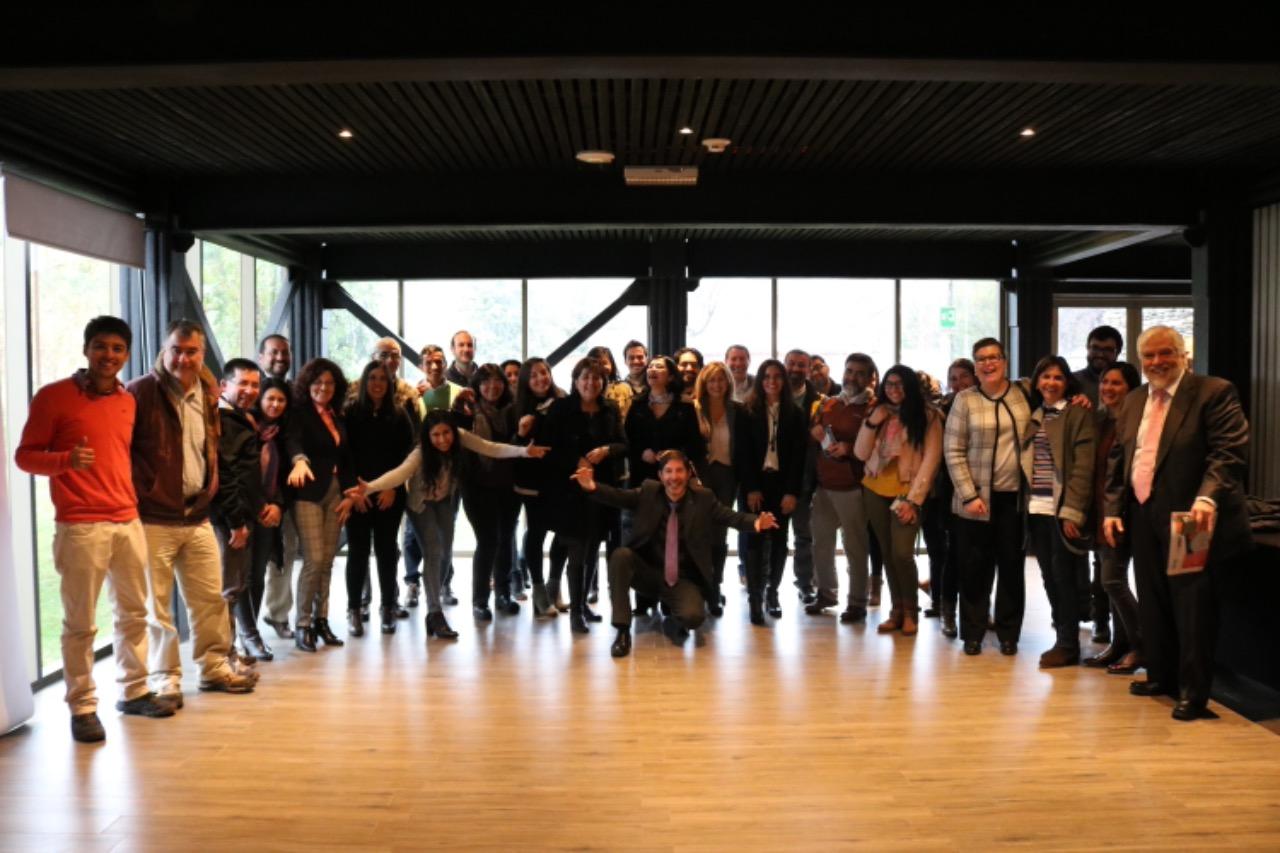 Empresas socias participan del Workshop Motivacional Gestión Personal de Superación (GPS)