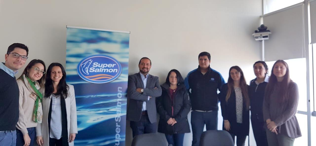 Exportadora Los Fiordos constituye su Comité Bipartito de Capacitación CBC