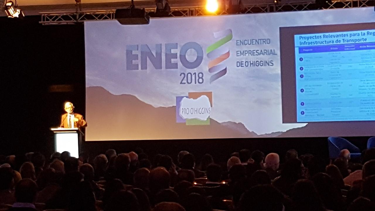 ENEO 2018 reflexiones sobre los desafíos regionales